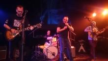 Suwalska grupa Shiver Blues Band zagrała podczas Bay Car Blues Festival 2015