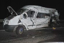 Obywatelka Węgier zginęła w wypadku pod Augustowem [zdjęcia]