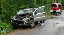 Młoda kobieta zginęła w wypadku koło Sejn