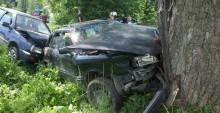 Wypadek w Motulach Starych