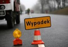 Śmiertelny wypadek koło Lipska