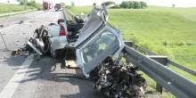 Śmiertelny wypadek na trasie Suwałki-Budzisko