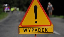 Śmiertelne potrącenie na ulicy Reja w Suwałkach