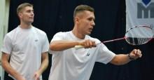 """Badminton. W Pradze gramy """"po staremu"""""""