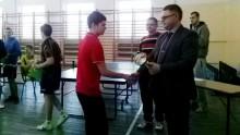 Tenis stołowy. Mistrzostwa gminy Szypliszki
