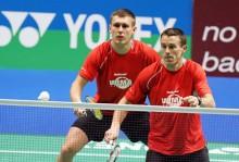 Badmintoniści walczą o premie i punkty