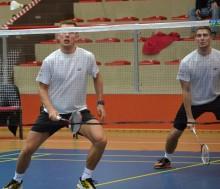 Męskie deble za burtą German Open