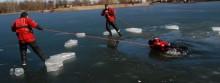 Lód kruchy jak życie [zdjęcia]