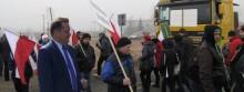 Zieliński broni wywłaszczonych przed policją