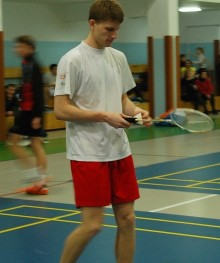 Suwalscy badmintoniści w Polish Open