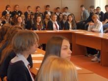 Polityczna debata licealistów