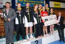 Badminton. Finał ekstraklasy w Suwałkach