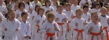 Karatecy dali popis na nowy placu [zdjęcia]