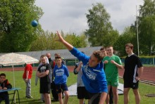 Lekkoatletyczne mistrzostwa Suwałk podstawówek [zdjęcia]