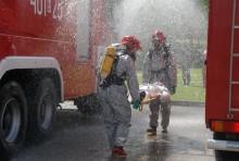 Katastrofa chemiczna na Litwie [wideo]