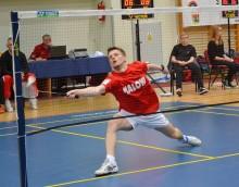 Poulakowski trzeci w Lithuanian International