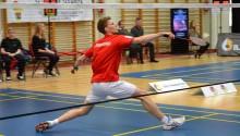 Badminton. Poulakowski na początek