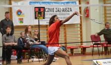 Badminton.  Nie pojedziemy na wycieczkę