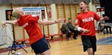 Badminton: Zamiast 2 x 21 - 5 x 11