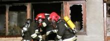 Kobieta zginęła w pożarze [zdjęcia]
