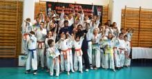 Medale suwalskich karateków w Ełku [zdjęcia]
