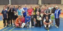Badminton. Amatorzy, dziennikarze i parlamentarzyści na korcie