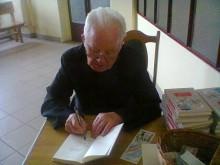 Ks. Antoni Gabrel - Poeta w piaskownicy