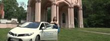 Suwalczanie testowali hybrydową Toyotę [wideo]