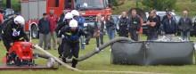 Strażacy z Bakałarzewa najszybsi w powiecie [zdjęcia]