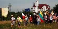XXIV Międzynarodowa Pielgrzymka Piesza Suwałki-Wilno już w drodze