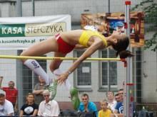 Brązowy medal Urszuli Domel