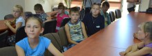 Dzieci z kraju drewnianych domów odwiedziły krainę wąskich dróg