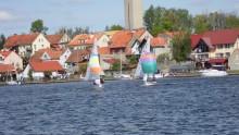 Regaty na zatoce Puckiej kończą olimpiadę młodzieży