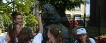 Dzieci z Widoku odwiedziły Kopernika [zdjęcia]