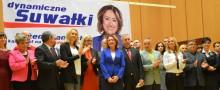 Bożena Kamińska przedstawiła ekipę i program [zdjęcia]