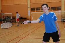 Badminton. W Płońsku suwalczanie daleko