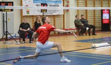 Badminton. Dwoje suwalczan zagra w Norwegii