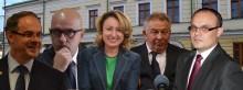 Renkiewicz, za nim Gorlo i Kamińska. Będzie druga tura [wyniki sondy i wideo]