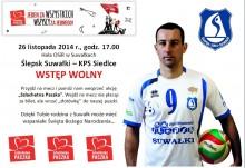 Siatkarski Puchar Polski ze Szlachetną paczką