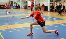 Badminton. Srebro młodzików młodszych, czwarte miejsce juniorów młodszych podlaskiego