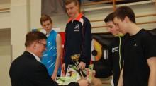 Badminton. Brąz Michała Sobolewskiego w Grand Prix