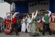 Puńsk. Zjazd Wspólnoty Litwinów w Polsce