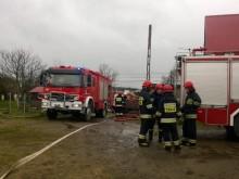 Dziewięć ofiar pożarów w kraju, w tym dwie w Ełku
