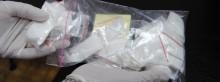 Ogień, podpalacz i narkotyki