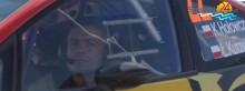 Kubica i Hołowczyc przejechali przez Suwałki [wideo i foto]