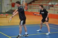 Drugi turniej badmintonowej I ligi