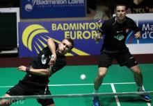 Badminton. Duńska ściana na drodze suwalczan