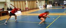 Ekstraklasa badmintona: Zgodne zwycięstwa SKB Litpol-Malow i Hubala