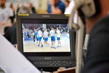 Caro - Ślepsk i Ślepsk - AZSAGH Kraków w TV