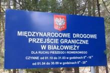 Na Białoruś bez wiz do Puszczy Białowieskiej